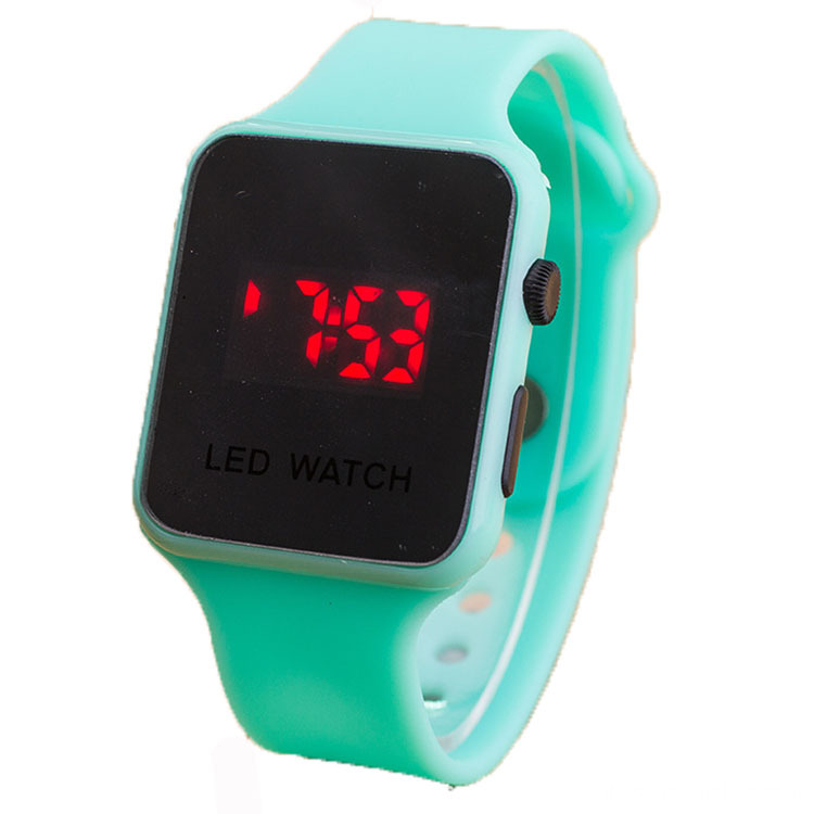 Wholesale Kids Silicone Digital Wrist Watch