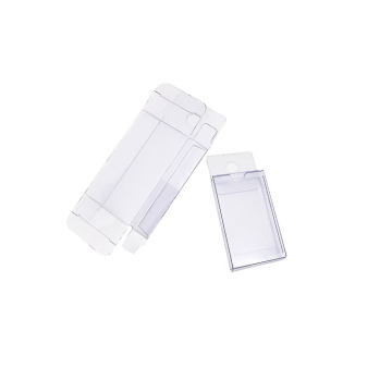 Craft Gift Hard Clear Small Plastic Boxes