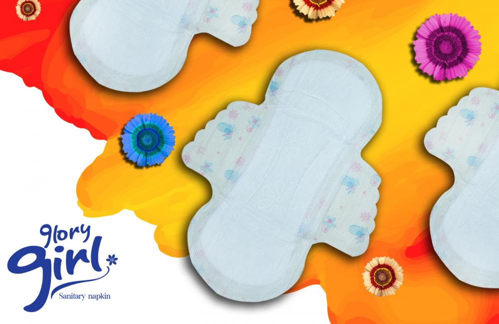 Pantyliners With Wings