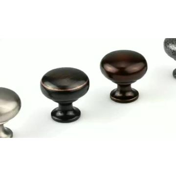 retro style small hardware alloy cabinet knobs