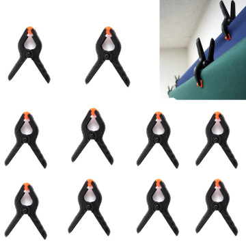 10pcs 2inch Background Clip Photo Studio Accessories Light Photography Background Clips Backdrop Clamps Peg