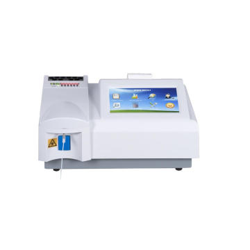 Semi-auto clinical chemistry analyzer