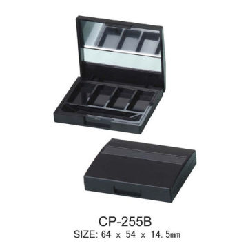 Square Cosmetic Empty Eyeshadow Case