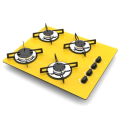 Chamalux Gas Cooktop 60cm Wide