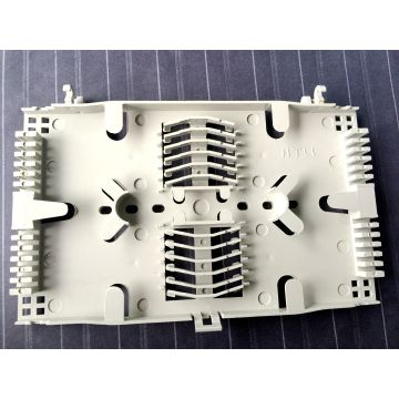 Fifiber Optic ABS Splice Tray For Sidtribution Box