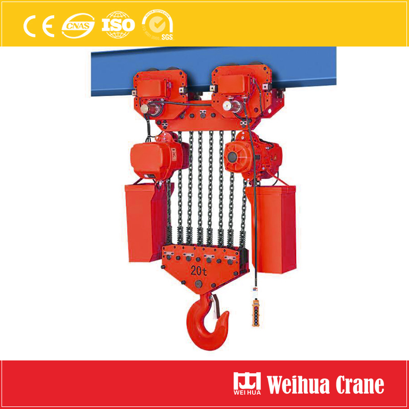 Chain Hoist 20 Ton
