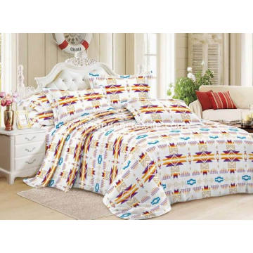 transfer print bedding set
