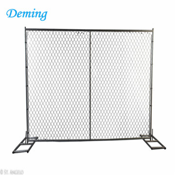 Hot Sale High Quality Chain Link Temporary Fence