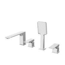 3 Hole 2 Handle Widespread Bathroom Faucets