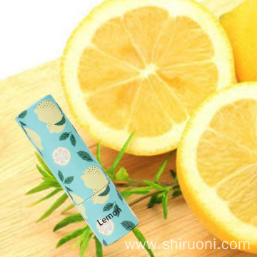 Wholesale Nourishing Repair Lemon Chapstick Lip Balm Tube