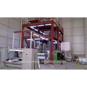 PP Spun-bonded non-woven fabric production line