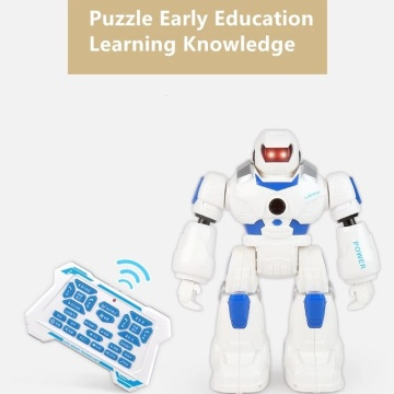 Intelligent Smart Robot Remote Control Can Dancing Musical Singing Foot Moving RC Robot Kid Learning Toy Best Gifts Outdoor Play