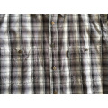 100% Cotton Yarn Dyed Fabric man shirt