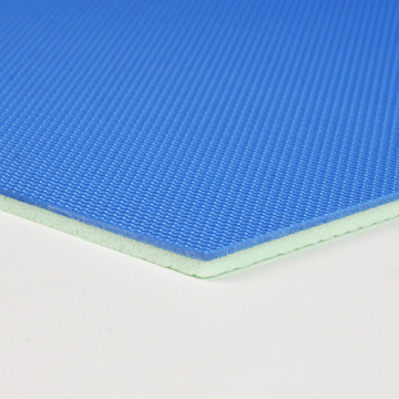 Vinyl table tennis sports floor mat with ITTF