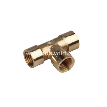 Lo Tee Brass Joint Fittings