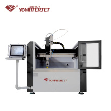 Waterjet Drilling Machine for metal cutting
