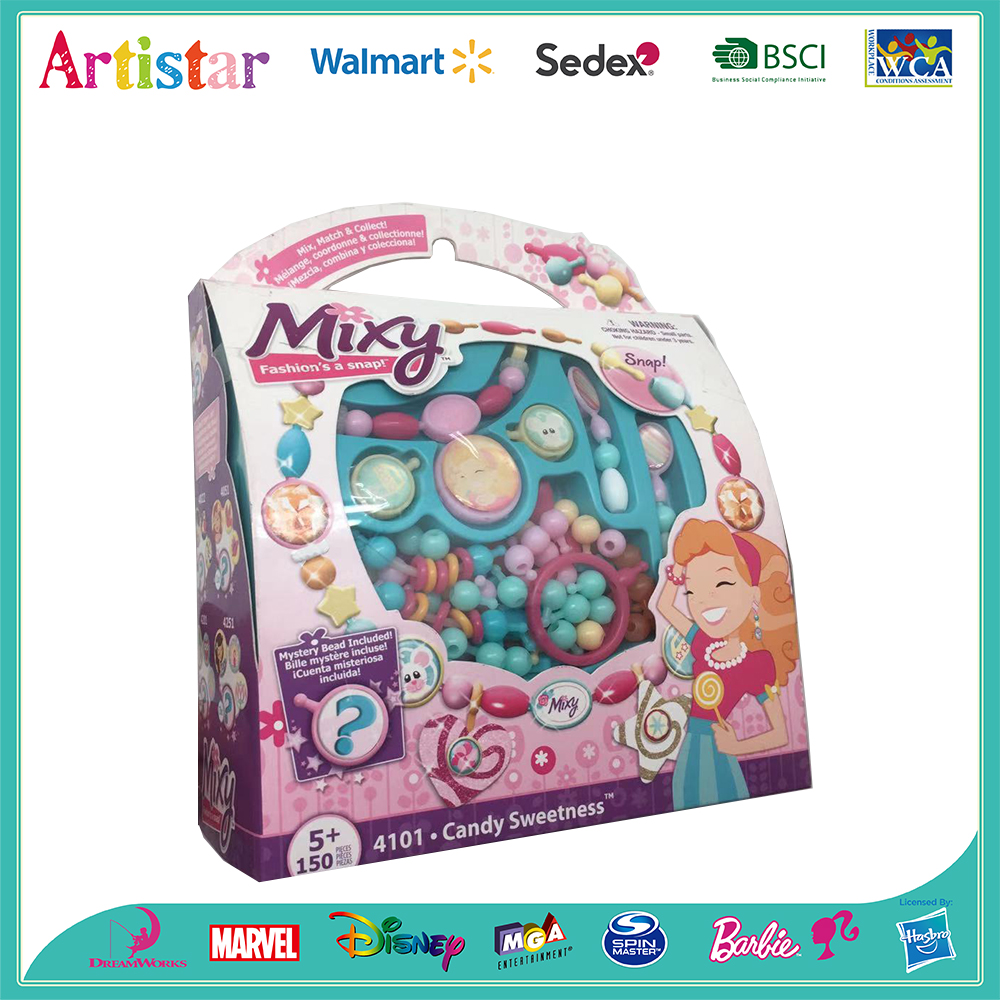 Mixy Candy Sweetness diy beads craft
