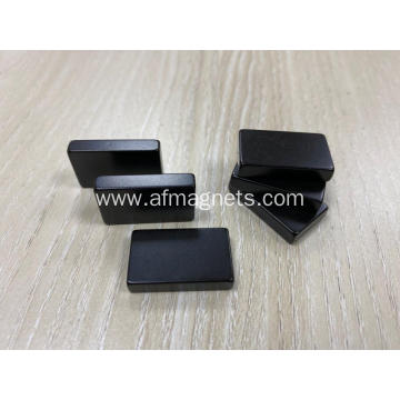 Black Epoxy Coated Neodymium Magnets