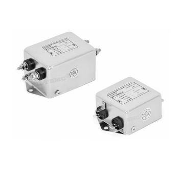 DC Two Stage EMI Power Line Filters