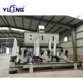 Biomass Sawdust Pelletizing Machinery