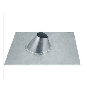 Waterproof Aluminum roof penetration flashing for pipe