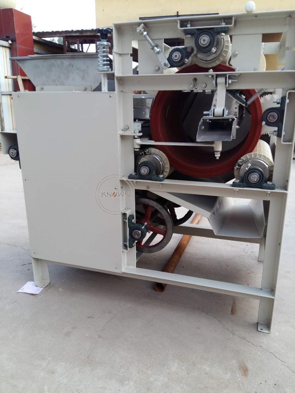 150KG/H Wet Peanut Peeling Machine High Capacity Broad Bean Skin Removing Machine Automatic Almond Peeler For Sale