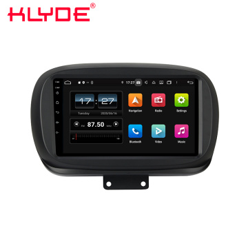 9Inch Android 10 Car Stereo For Fiat 500X