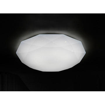 Diamantformet Ultrathin loftlampe