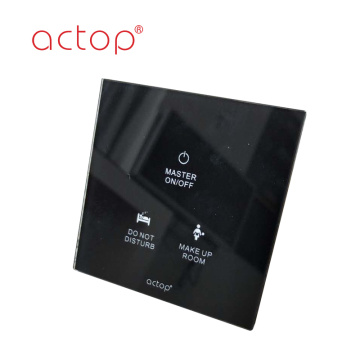 Hotel Automation Smart Touch Button Light Switch