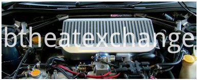 Top Mount Intercooler - Subaru Forester