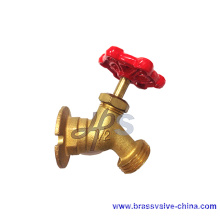 Brass or bronze body 45 Angle sillcock for Irrigation System