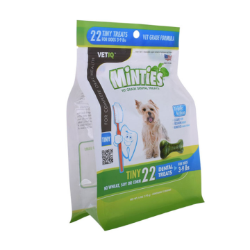 Pet food bag large capacity