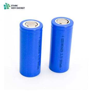 26650 cyliner 3.2V3000mAh lithium ion battery cell