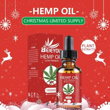 10000mg 30ml Pure Organic Essential Oils And Face Cram Cbd Hemp Oil Herbal Drops Body Relieve Anxiety Stress directly edible