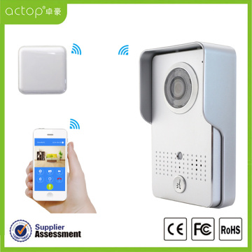 Smart Home Automation Smart Doorbell Camera