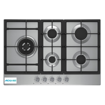 Kitchen Appliance Beko French Steel Stove