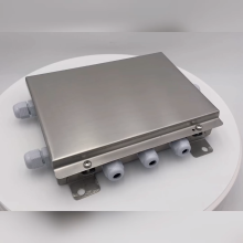 High Precision Mechanics Junction Box