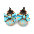 Mix Color Baby Cute Bow-knot Infant Shoes