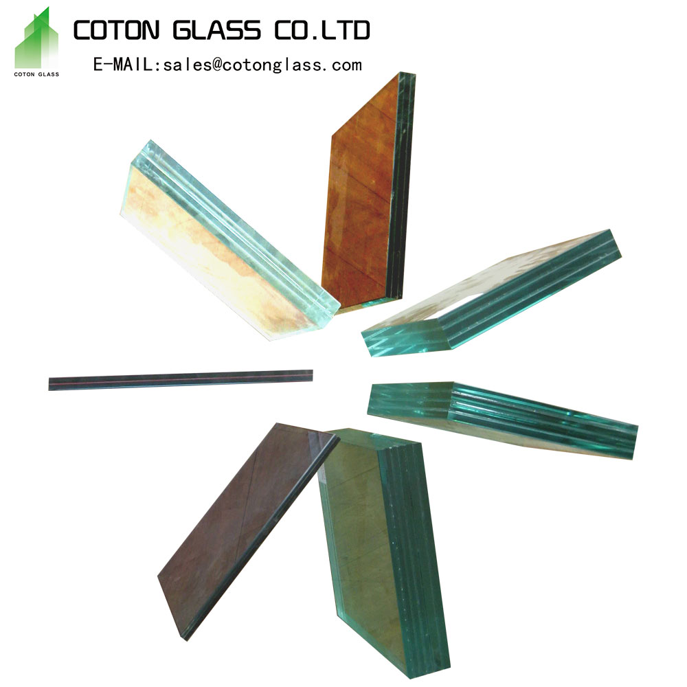 Partition Of Glass