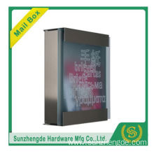 SMB-070SS Hot selling selling home mailbox with great price