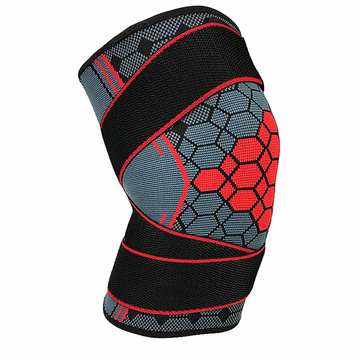 Quick-drying warm knee support knee pads