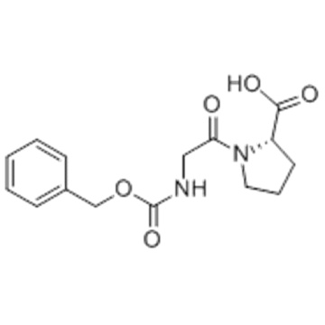L-Proline,N-[(phenylmethoxy)carbonyl]glycyl- CAS 1160-54-9