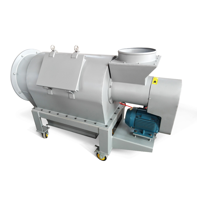 Centrifugal sifter for high-precision screening