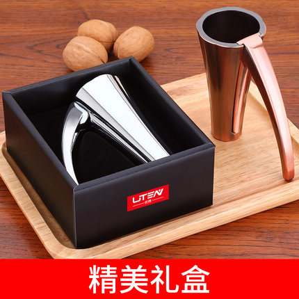 Houmaid kitchen gadgets Stainless steel nutcrackers fruit vegetable tools