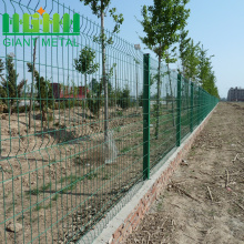 2.4m high High Security Perimeter Fencing