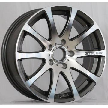 Machined face 13inch 14inch wheel rim Tuner