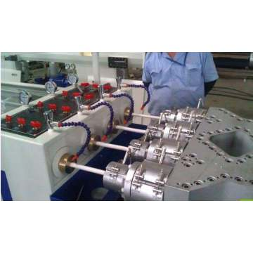 PVC Electric Protection Pipe Extrusion Machine