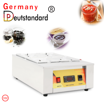 4 Lattice Chocolate melting machine/chocolate depositing machine