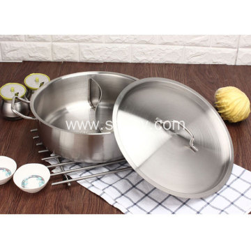Stainless Steel Induction Cooker Hot Pot