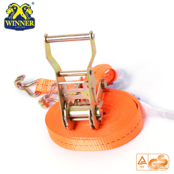 Polyester Cargo Lashing Ratchet Strap Belt For Wholesale
